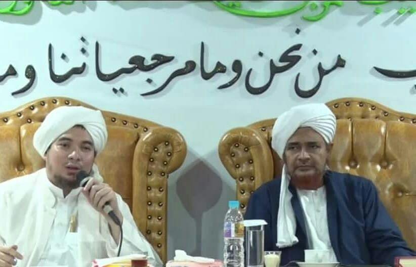Habib Umar bin Hafidz : hindari cacian 1