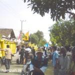 berangat demo ke PT. Jaya Kertas