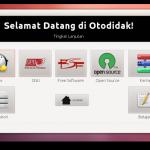 Cara Belajar Dasar Linux Pemula : aplikasi otodidak