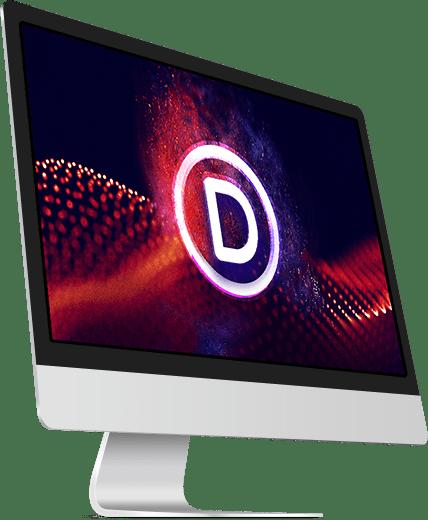 Free iMac dari elegantthemes