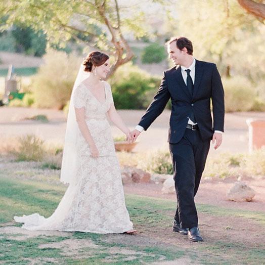 Contoh Desain Web Undangan Wedding / Nikah Online 1